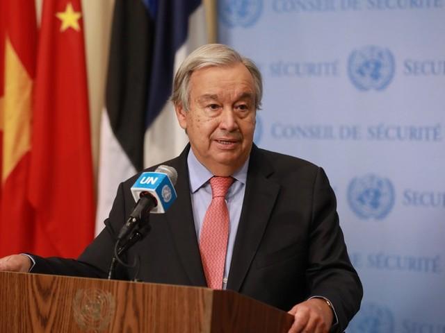 Afghanistan-News: UN-Generalsekretär warnt vor humanitärer Katastrophe