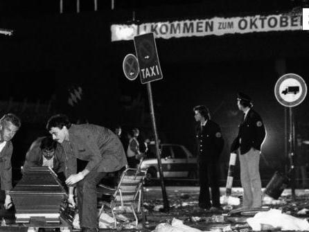 Oktoberfestattentat: Bombenleger wollte Führerstaat