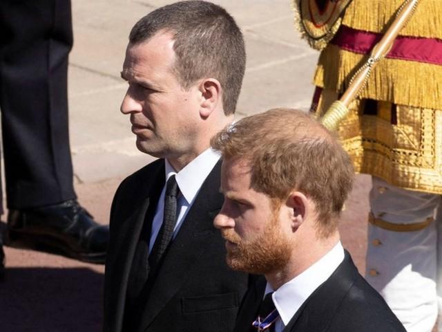 Peter Phillips: Das war nach Prinz Philips Tod besonders hart