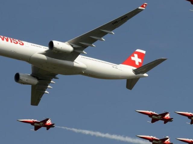Lufthansa-Tochter Swiss will Impf-Unwillige kündigen