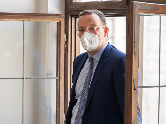 Corona: Jens Spahn verteidigt »unkonventionelles Handeln« bei Maskenbeschaffung