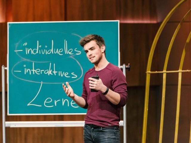 """""""Die Höhle der Löwen"""": Dieser 19-Jährige macht die Investoren sprachlos"""