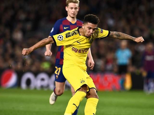 Borussia Dortmund denkt über Verkauf von Jadon Sancho nach - Zeitpunkt und Summe stehen wohl fest