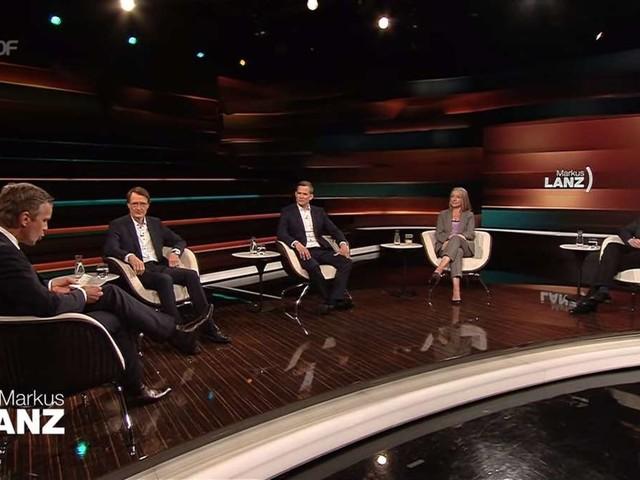 ZDF-Talk: TV-Moderator Markus Lanz hat sich zur Abwechslung etwas Lob verdient