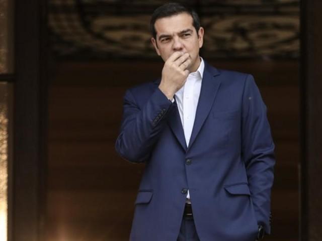 Türkische Kampfbomber bedrängen Hubschrauber von Alexis Tsipras