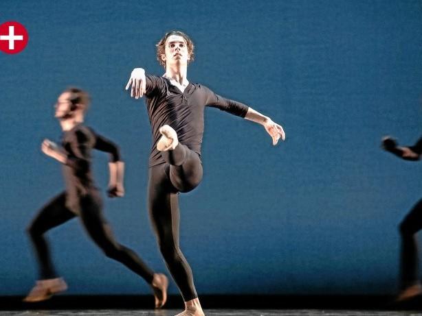 Tanzkunst: Neuer Düsseldorfer Ballettabend überzeugt nur zum Teil