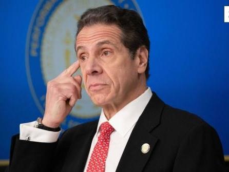Vorwürfe mit Foto: New Yorks Gouverneur Cuomo soll Frauen belästigt haben