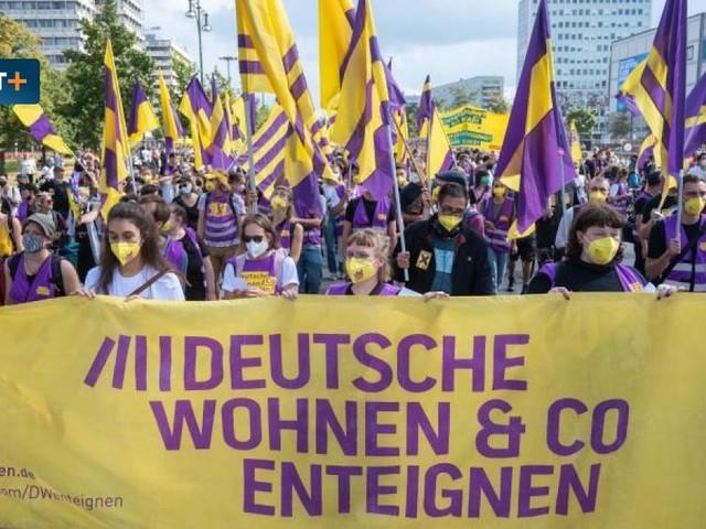 Deshalb ist der Berliner Enteignungs-Traum wohl zum Scheitern verurteilt