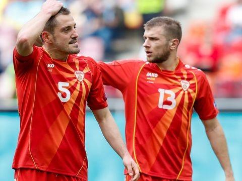 Fußball-EM - Trotz Aus nach der Vorrunde:Nordmazedonien voller Stolz