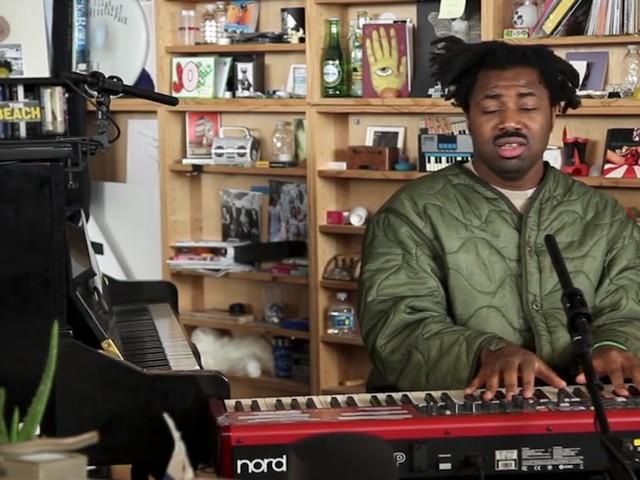 Sampha performs at NPR Tiny Desk Concert (Full Video)