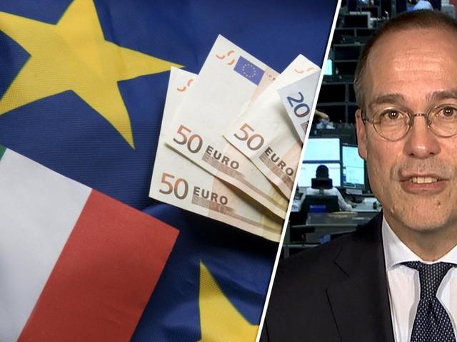 """""""In Italien mag alles in Ordnung sein, aber nicht der Staatshaushalt"""""""