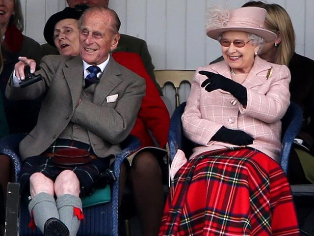 """Palast teilt alte Rede: """"Er war meine Stärke und mein Halt"""": Rührende Worte der Queen über Prinz Philip"""