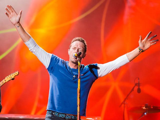 Chris Martin von Coldplay hat auf Pilzen das Universum verstanden