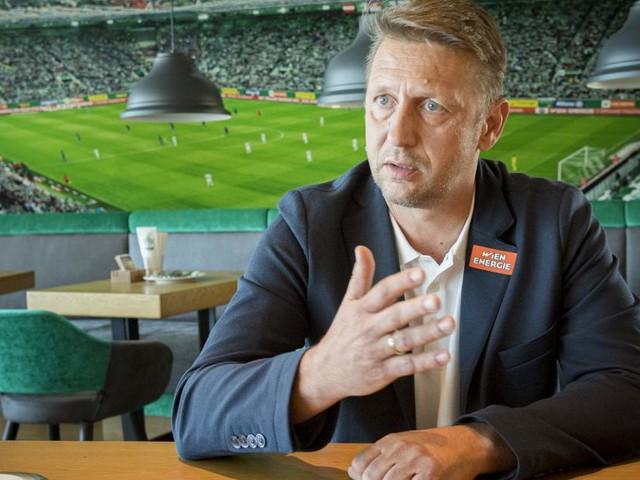 """Rapid-Sportdirektor Barisic: """"Ich hatte ein mulmiges Gefühl"""""""