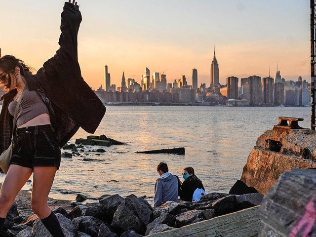 """New York: Schicksalswahl im """"Big Apple"""""""