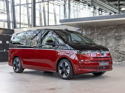 IAA 2021 in München VW T7 Multivan, BMW i4, Mercedes EQS - die IAA-Neuheiten in München