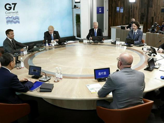 G7 über Gesundheit und Wirtschaft : Pandemiebekämpfung im Fokus