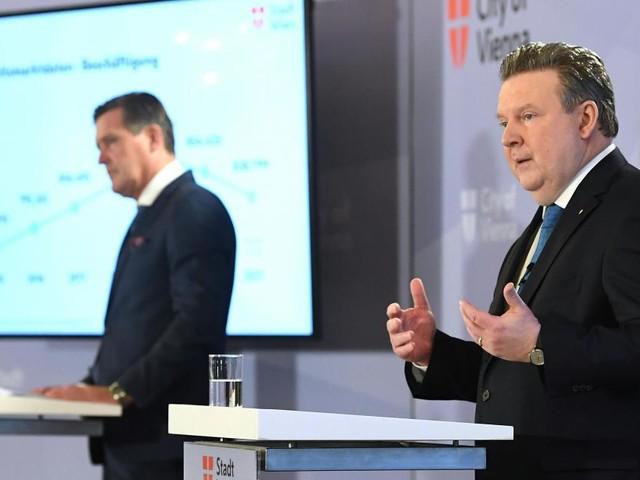 Wiens Finanzen 2020 tiefrot: Defizit aber geringer als prophezeit