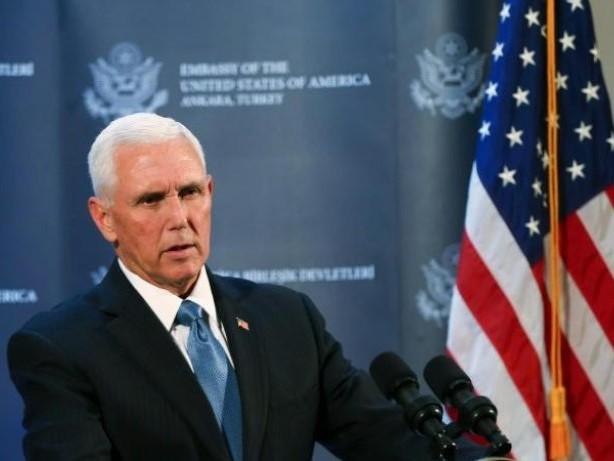 Aus der Sanktionen in Aussicht: Türkei und USA einigen sich auf Waffenruhe in Nordsyrien