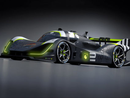Formel E: Autonome Serie Halb Fahrer, halb Technik