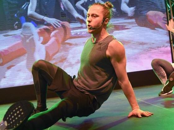 Beim Tanzen kommt die Fitness von allein