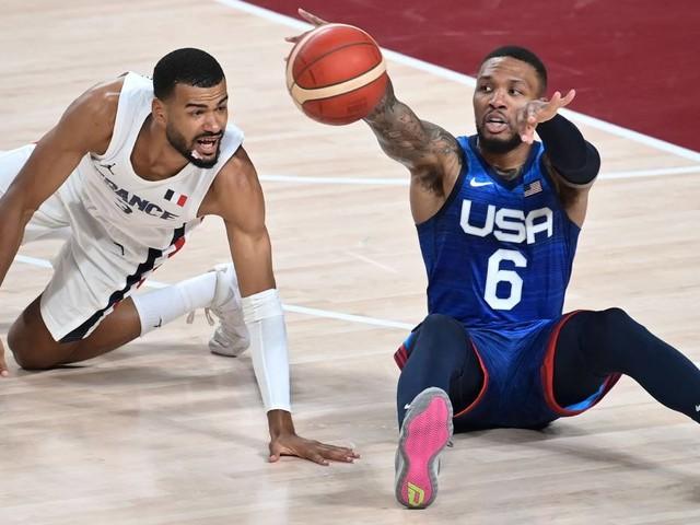 Olympia: USA vs. Iran: Basketball Vorrundenspiel bei Olympia 2021 heute im Liveticker