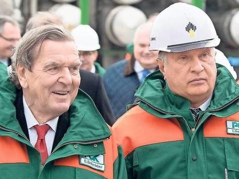 Gerhard Schröder und das Pech der Russen
