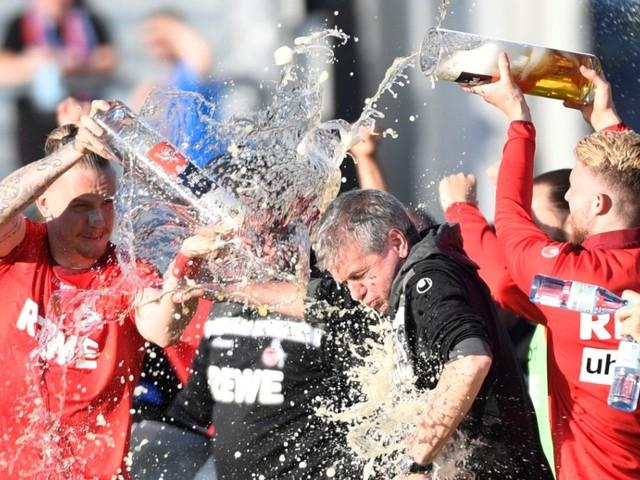 Friedhelm Funkel: Mal noch schnell den 1. FC Köln gerettet