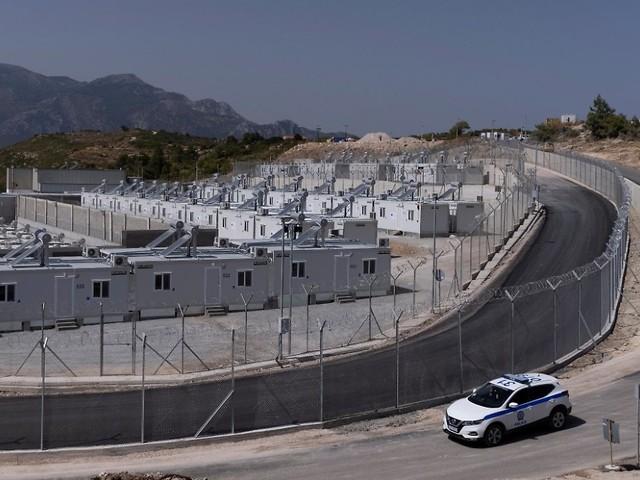 Über Nacht geschlossen: Neues Flüchtlingscamp auf Samos eröffnet