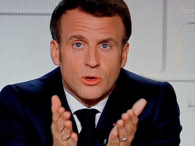 Frankreich weitet Lockdown auf das gesamte Land aus