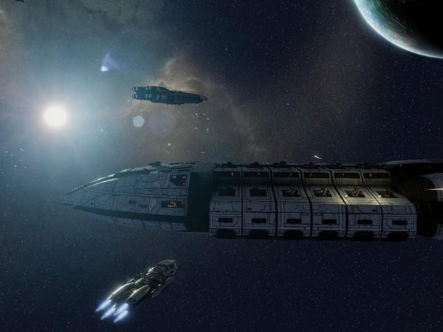 Battlestar Galactica Deadlock - Interview: Kampfsystem, Nutzerfeedback und Ausbaumöglichkeiten