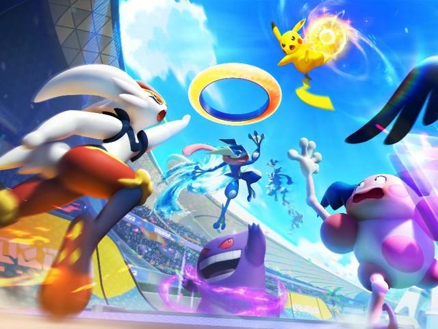 Pokémon Unite erscheint am 21. Juli auf Switch