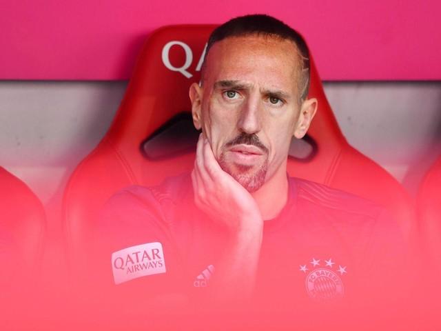FC Bayern: Darum fehlt Franck Ribery im DFB-Pokal gegen Werder Bremen