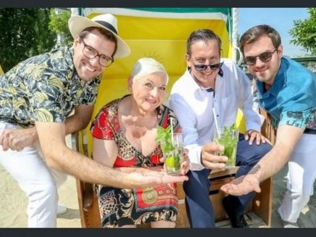 Austropop-Debüt von Flo und Wisch mit Jazz Gitti und Viktor Gernot