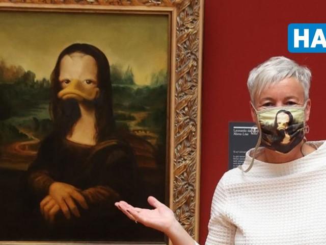 Eine Geflügelschau: Die Duckomenta zeigt Kunstgeschichte mit Enten