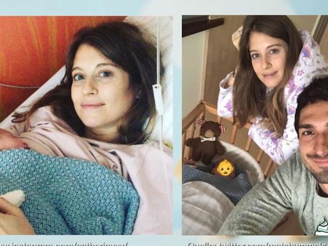 Nach Geburt: Cathy Hummels versteigert ihre Kleider
