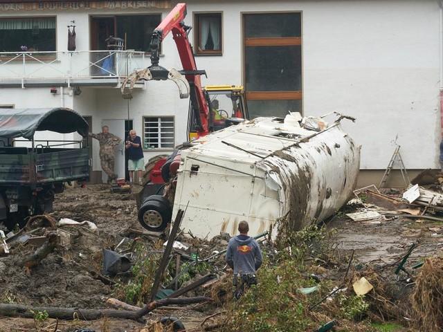Erneut droht Starkregen – Eine Katastrophe ohne Ende