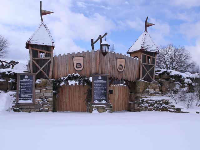 Erlebniswelt SteinReich im Herbst und Winter 2017 mit besonderem Indoor-Programm
