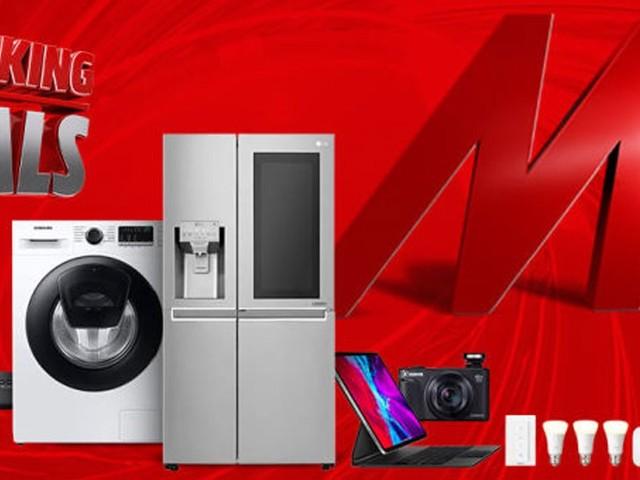 Anzeige: WD Blue NVMe-SSD mit 1 TB für 88,- Euro und TV-Geräte zu Bestpreisen - die Breaking Deals bei MediaMarkt sind zurück
