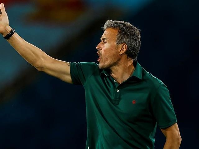 Vor dem Aus: Wie Spanien-Trainer Luis Enrique Extremsituationen meistert