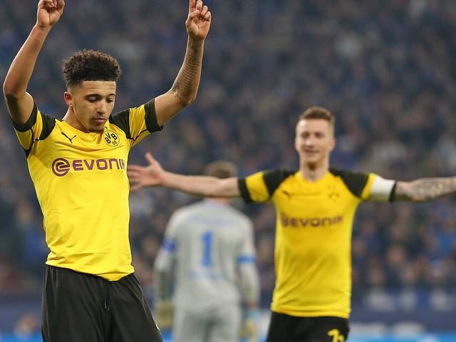 Bundesliga: BVB gewinnt auch Revierderby - FC Bayern siegt wieder daheim