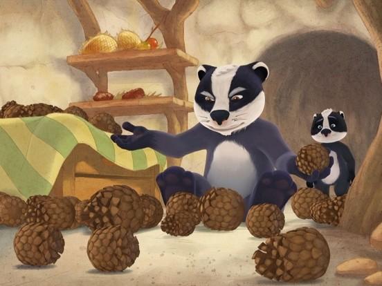 """""""Mama Fuchs und Papa Dachs"""" im Stream und TV: Wie geht es in Folge 4 der Animationsserie weiter?"""