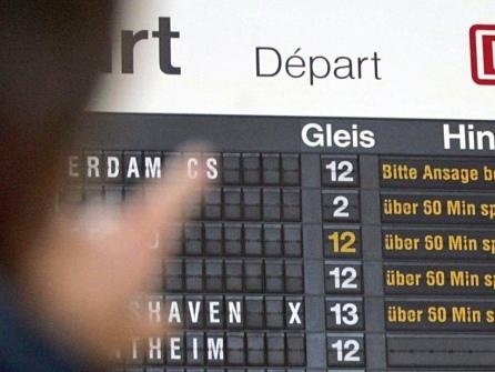 Verspätung bei der Bahn: Kunden bekommen mehr Geld wieder