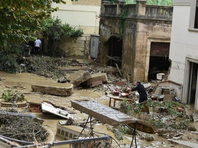 Italien: Mindestens sechs Tote nach Unwetter in der Toskana