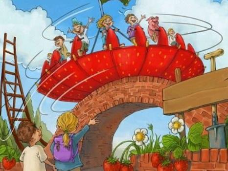 """Karls Erlebnis-Dorf Elstal kündigt Disk'o Coaster """"Der fliegende Regenschirm"""" als Neuheit 2021 an"""