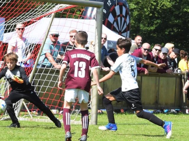 TuS Heidkrug nimmt neuen Anlauf in Richtung Charity-Cup 2021