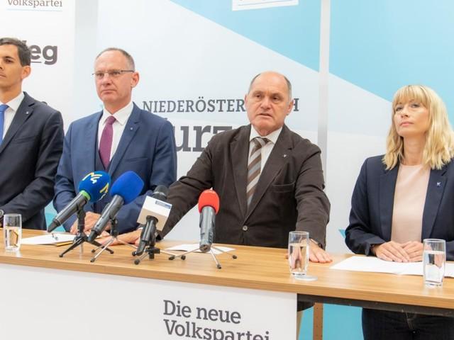 St. Pölten: Die Wahlkampftöne werden schärfer