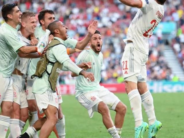 Nach Achtelfinal-Krimi: Spanien wirft Kroatien bei EM raus