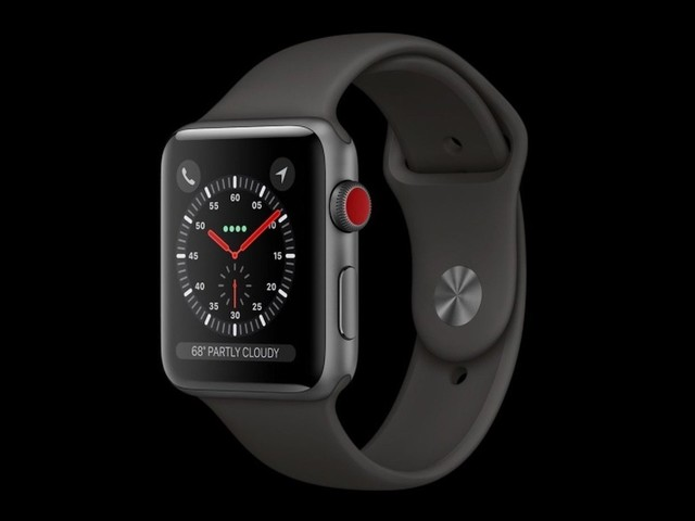 Apple Watch Series 3 sieht wie die aktuelle Watch aus