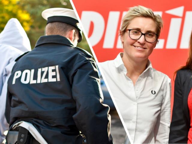 Kampf gegen Kriminalität - Terror, Clans, Polizei: Was radikale Pläne der Linkspartei für unsere Sicherheit bedeuten